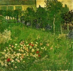 gogh Daubigny's garden